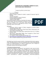 Modele de Probleme de Echilibre Chimice in Apa Si Solutii Apoase1