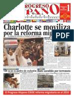 Charlotte Se Moviliza Por La Reforma Migratoria 2010