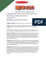 Naruto D20 English