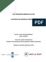 clausulas abusivas en el contracto de prestamo hipotecario.pdf