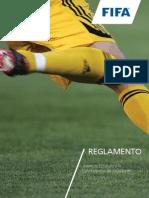 Reglamento Sobre El Estatuto y La Transferencia de Jugadores