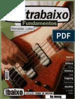 Método Fundamentos Contra-Baixo Ronaldo Lobo - By Roby