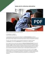 Reforma Educativa [Mitos y Realidades]