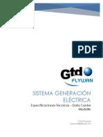 Bases Técnicas - Sistema Generación Eléctrica