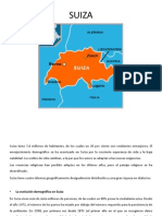 Caracteristicas de Suiza e Italia