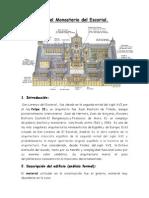 comentario del monasterio del escorial