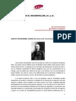 John Davison Rockefeller Biografía