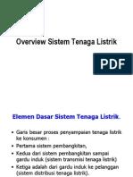 2. Overview Sistem Tenaga Listrik