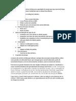 Considerações Sobre o Motor Stirling solar