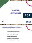 Curso Aceites Hidraulicos Componentes Equipo Pesado