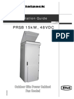 PRSB 15kW Outdoor Instalation Guide
