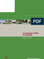 Les Espaces Publics Et Collectifs