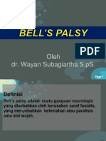 Dr.wayan - Bell's Palsy