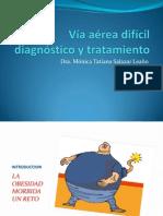 Vía Aérea Difícil Diagnstico y Tratamientotema4