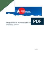 Reforma Tributaria Propuestas de Oceanos Azules