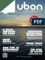 Go Ubon Jan 2015 Issue 1
