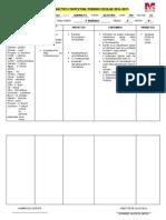 Proyecto Didáctico Contextual Periodo Escolar 2014