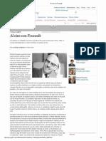 Al Cine Con Foucault Reseña en Perfil(.)Com