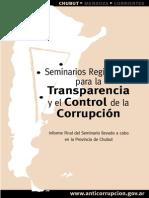 Informe Final Seminario Chubut