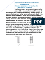 Investigacion 2 Metodo Del Voladizo