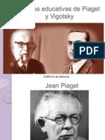 Piaget y Vigotski