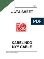 Kabelindo NYY Cable