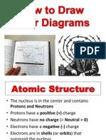 lockey -- how to draw bohr diagrams