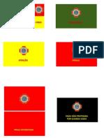 Bandeiras de Sinalização