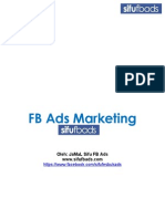 FB Ads Marketing