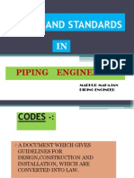 Codes and Standards by Madhur Mahajan