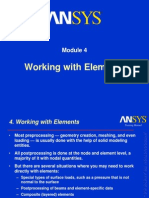 Ansys Elements