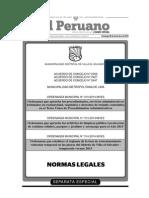 Separata Especial 11 Normas Legales 28-12-2014 [TodoDocumentos.info]
