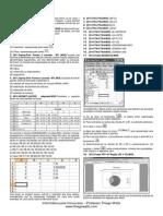 Questões - Microsoft Excel 2010