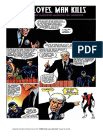 1. First Activity - GOD LOVES, MAN KILLS - Comic Books