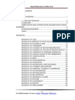Philippine Legal Forms 2015b