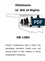 Oklahoma Parents' Bill of Rights 2015
