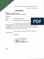 Oficio N° 548-2014