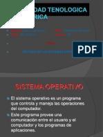 Historia de Sistemas Operativos