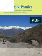 The Tajik Pamirs