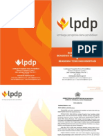 Booklet Lpdp