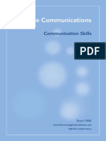 Fme Effective Communication