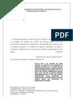 licitação revogação decisão administração pregão