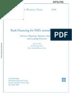 SME Financing