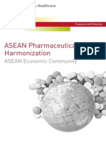 ASEAN Pharmaceutical harmonization guidebook 2013