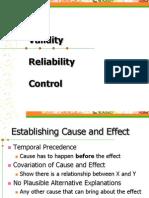 Lecture NotesNota_6_Validiti Dan Reliabiliti [Autosaved]