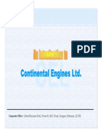 Continental Corporate Ppt
