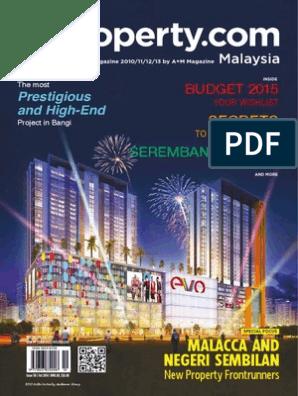 iProperty Issue 116 | Economies | Business