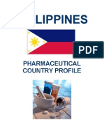 Philippines Pharmaceutical Country Profile