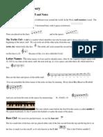 level 1 music theory