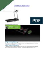 g6421c Rt Aero Pro Treadmill